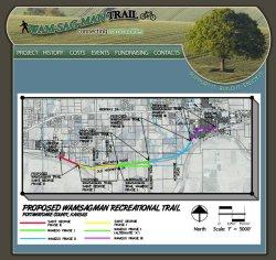 WAM-SAG-MAN Trail