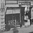 Wichita Bicycle Shop, Around 1910