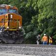 Wichita Bicyclist Dies After Colliding With Train