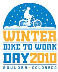 Winter Bike To Work Day 2010