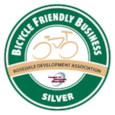 Kansas' First Silver Bicycle Friendly Business