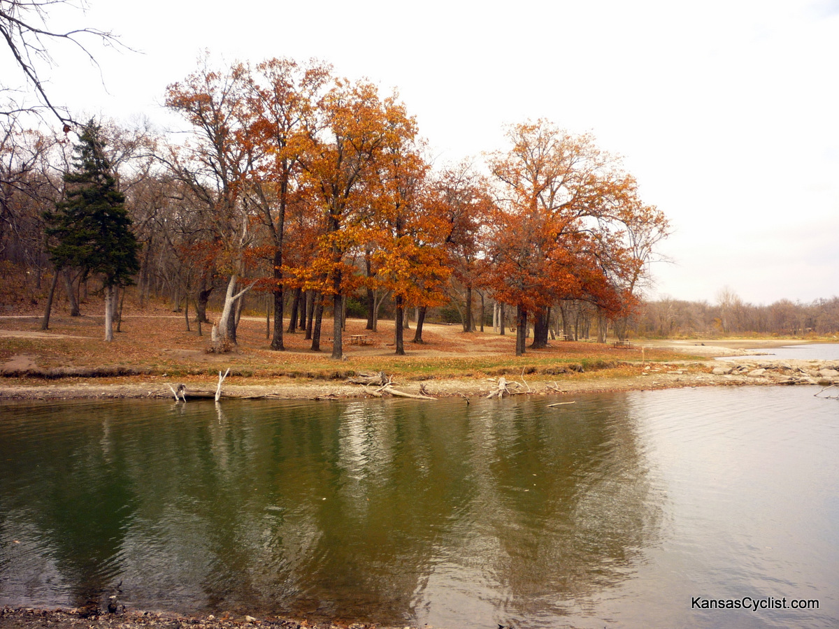 pottawatomie state fishing lake no  2 - campground