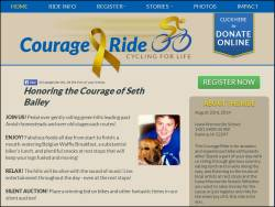 The Courage Ride