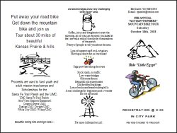 Autumn Wonders Mountain Bike Tour