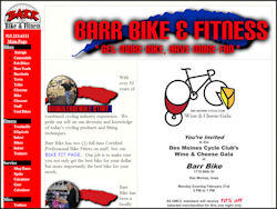 Barr Bike and Fitness