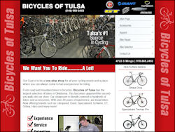 Bicycles of Tulsa