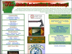 Bike Arkansas Directory