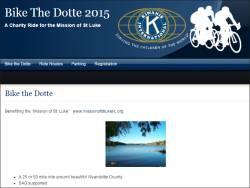 Bike The Dotte