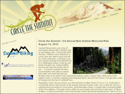 Circle the Summit - Bob Guthrie Memorial Ride