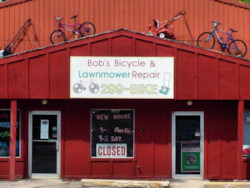 Bob's Bicycle and Lawnmower Repair