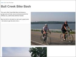 Bull Creek Bike Bash