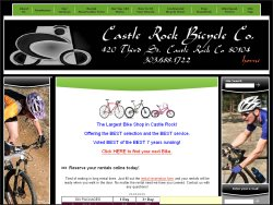 Castle Rock Bicycle Company