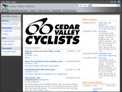 Cedar Valley Cyclists