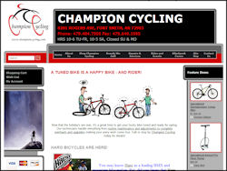 Champion Cycling of Arkansas