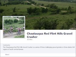 Chautauqua Red Flint Hills Gravel Crusher