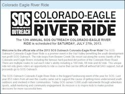 Colorado-Eagle River Ride