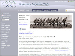 Colorado Tandem Club