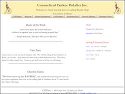 Connecticut Yankee Pedaller