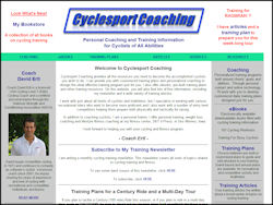 Cyclesport Coaching