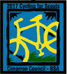 Cycling for Scouts