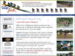 DAM J.A.M. Bicycle Tour