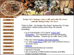 Dodge City Days Bike Ride
