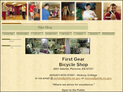 First Gear Bicycle Shop