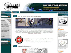 Harper's Cycling & Fitness