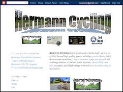 Hermann, MO Area Cycling