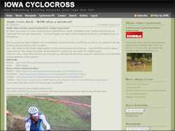 Iowa Cyclocross