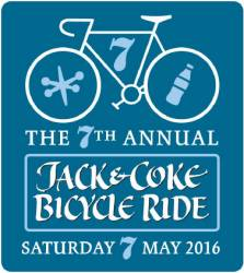 Jack & Coke Bike Ride