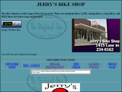 Jerry's Bike Shop