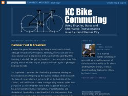 KC Bike Commuting