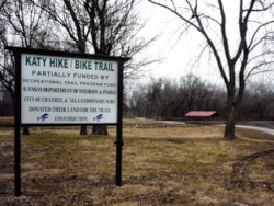 Katy Hike/Bike Trail