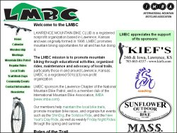 Lawrence Mountain Bike Club