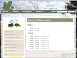 Leawood Bicycle Friendly Committee