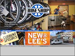 Lee's Bike Shop
