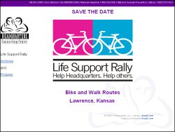 Life Support Rally