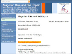 Magellan Bike and Ski Repair