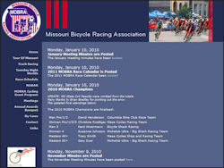 Missouri Bicycle Racing Association
