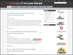 Nebraska Cycling News