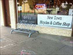 New Town Bicycle and Coffee Shop