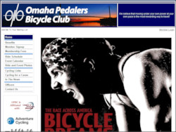Omaha Pedalers Bicycle Club