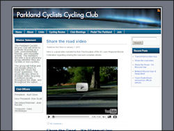 Parkland Cyclists Bicycle Club
