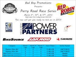 Perry Road Race Series
