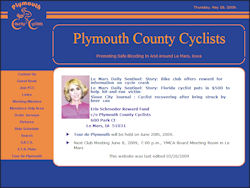 Plymouth County Cyclists