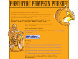 Pontotoc Pumpkin Pursuit