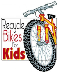 Recycle Bikes for Kids