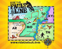 Ride the Fault Line