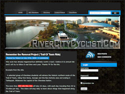 River City Cyclist